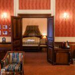 Rezydencja pokój 2-osobowy na piętrze z wanną z 1 pomieszczeniem sypialnianym