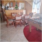 Upstairs 2-Room Family Apartment for 8 Persons