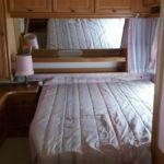 Bungalow (v celku) s manželskou posteľou na prízemí