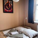 """Apartament 4-osobowy Komfort """"B"""" z 2 pomieszczeniami sypialnianymi"""