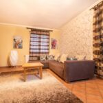 Apartament 10-osobowy na parterze Family z 5 pomieszczeniami sypialnianymi