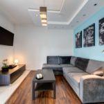 Apartament 6-osobowy parterowy z dostępem do ogrodu