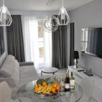 Apartament 4-osobowy Exclusive z antresolą z 2 pomieszczeniami sypialnianymi