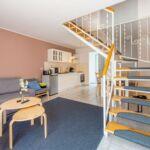 Síkképernyős tv teraszos 6 fős apartman 3 hálótérrel (pótágyazható)
