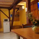 Emeleti franciaágyas szoba (pótágyazható)