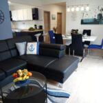 Apartman s klimatizací pro 6 os. se 3 ložnicemi s výhledem na moře (s možností přistýlky)