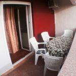 Légkondicionált erkélyes 4 fős apartman 2 hálótérrel A-4993-b