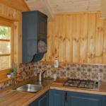 Design 3 fős faház