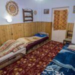 Camera tripla confort la etaj