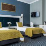 Fürdőszobás Standard egyágyas szoba