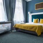 Komfort Family franciaágyas szoba