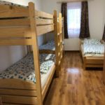 Apartament la etaj cu 2 camere pentru 9 pers.