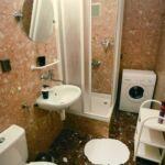 Apartament 2-osobowy z prysznicem z aneksem kuchennym (możliwa dostawka)