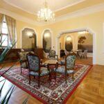 Presidential Palace Apartman pro 3 os. (s možností přistýlky)