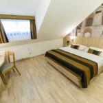 Légkondicionált kétágyas szoba