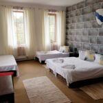 Camera tripla cu cadita de dus (se poate solicita pat suplimentar)