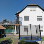 Tetőtéri légkondicionált 4 fős apartman 2 hálótérrel (pótágyazható)