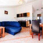 Apartament cu aer conditionat cu vedere spre mare cu 1 camera pentru 4 pers. A-15497-f