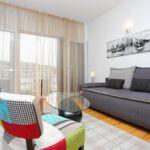 Tengerre néző légkondicionált 6 fős apartman 2 hálótérrel A-16210-b