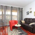 Tengerre néző légkondicionált 6 fős apartman 2 hálótérrel A-16211-c
