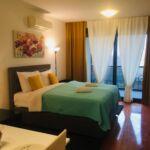 Apartament cu aer conditionat cu balcon cu 1 camera pentru 2 pers. AS-16284-b