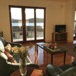 Apartament cu aer conditionat cu vedere spre mare cu 3 camere pentru 6 pers. A-16393-a