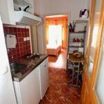 Apartament cu aer conditionat cu balcon cu 1 camera pentru 3 pers. AS-16404-a