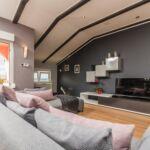 Apartament 6-osobowy z klimatyzacją z widokiem na morze z 3 pomieszczeniami sypialnianymi A-16451-a