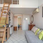 Apartament cu aer conditionat cu vedere spre mare cu 2 camere pentru 4 pers. A-16463-b