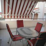 Apartman s klimatizací pro 5 os. se 2 ložnicemi s výhledem na moře A-16492-a