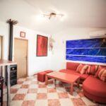 Apartman s klimatizací pro 5 os. se 2 ložnicemi s výhledem na moře A-16590-a