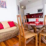 Apartament 4-osobowy z klimatyzacją z widokiem na morze z 2 pomieszczeniami sypialnianymi A-16655-b