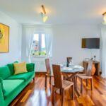 Apartament 4-osobowy z klimatyzacją z widokiem na morze z 2 pomieszczeniami sypialnianymi A-16655-c