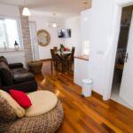 Apartament 4-osobowy z klimatyzacją z widokiem na morze z 2 pomieszczeniami sypialnianymi A-16655-g