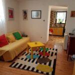 Apartament 4-osobowy z klimatyzacją z tarasem z 1 pomieszczeniem sypialnianym A-16752-a