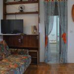 Apartament cu aer conditionat cu vedere spre mare cu 1 camera pentru 4 pers. A-16885-a