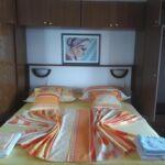 Apartament cu aer conditionat cu vedere spre mare cu 1 camera pentru 3 pers. AS-16885-a