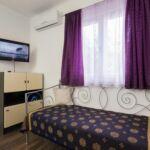 Apartament 5-osobowy z klimatyzacją z widokiem na morze z 1 pomieszczeniem sypialnianym A-16928-a