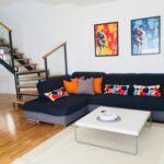 Apartman s klimatizací s terasou pro 6 os. se 4 ložnicemi A-16966-a