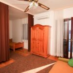 Tengerre néző légkondicionált 3 fős apartman 1 hálótérrel AS-16975-b