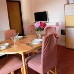 Apartament 3-osobowy z klimatyzacją z widokiem na morze z 1 pomieszczeniem sypialnianym A-17061-b