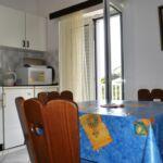 Apartament cu aer conditionat cu vedere spre mare cu 1 camera pentru 3 pers. A-17077-c