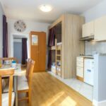 1-Zimmer-Apartment für 4 Personen mit Klimaanlage und Aussicht auf das Meer A-17140-h