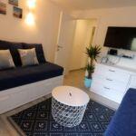 1-Zimmer-Apartment für 4 Personen mit Klimaanlage und Terasse K-17189