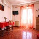 Apartament 3-osobowy z klimatyzacją z tarasem z 1 pomieszczeniem sypialnianym A-17227-a