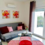 Tengerre néző légkondicionált 5 fős apartman 2 hálótérrel A-17252-a