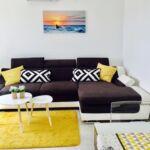 Apartman s klimatizací pro 4 os. s 1 ložnicí s výhledem na moře A-17252-d