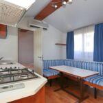 Tengerre néző légkondicionált 4 fős apartman 2 hálótérrel A-17406-i
