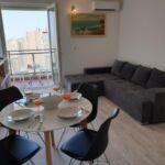Apartament cu aer conditionat cu vedere spre mare cu 1 camera pentru 4 pers. A-17711-a