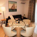 Apartament 4-osobowy z klimatyzacją z widokiem na morze z 1 pomieszczeniem sypialnianym A-17737-c